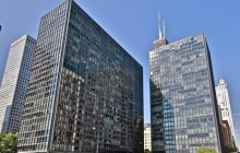 900 N Lake Shore Dr window renewal retrofit project